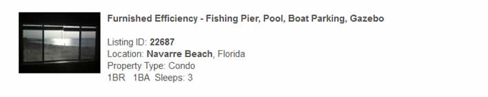 Visit FloridaSnowbird.com - See All Florida Snowbird Rentals - Monthly & Offseason Winter Rental Rates