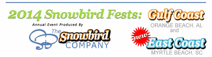 Click to find out more about Snowbird Fest - market to retired seniors