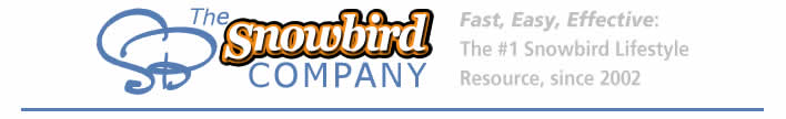 Visit our Corporate Website: www.TheSnowbirdCompany.com, click here!