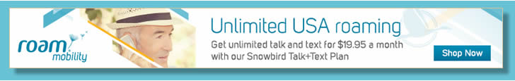 Click here to see the Snowbird Plan
